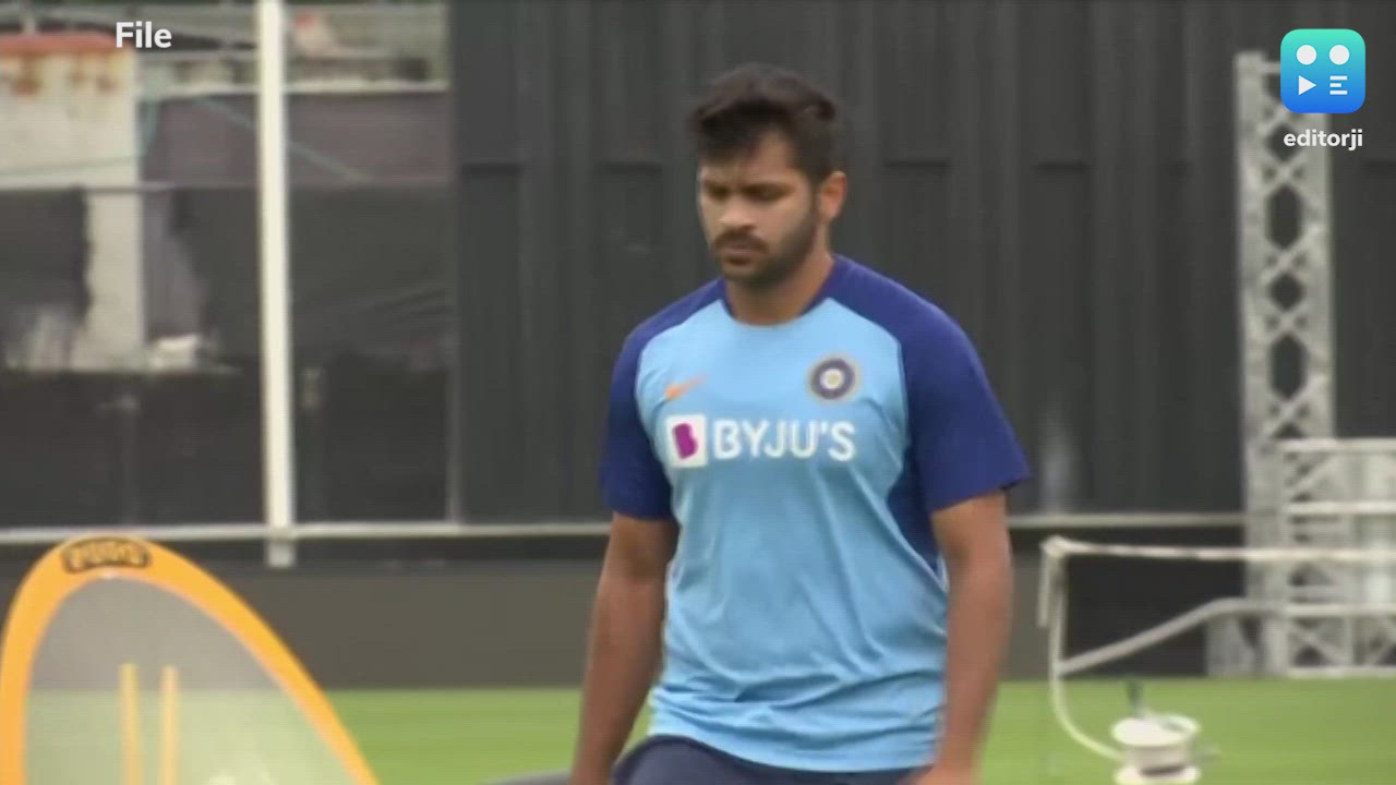 T20 World Cup 2021: Shardul Thakur replaces Axar Patel in Team India's squad