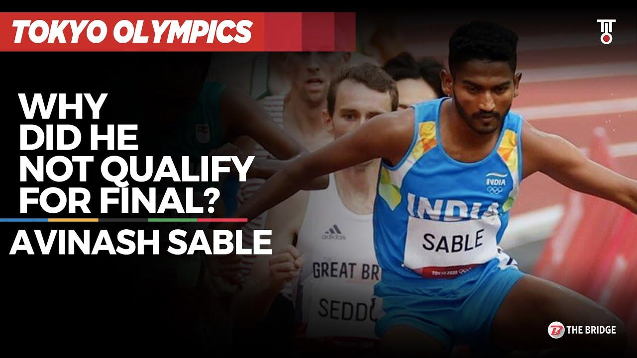Avinash Sable finished 13th, but didn't qualify in top-15 Olympic final — Know why | The Bridge