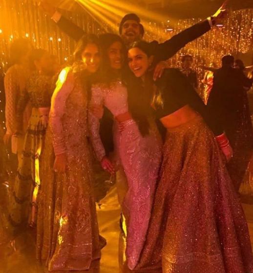 Deepika spills bean on Priyanka and her own marriage!