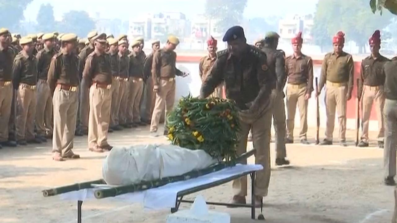 Ghazipur mob violence: 27 arrested for killing cop
