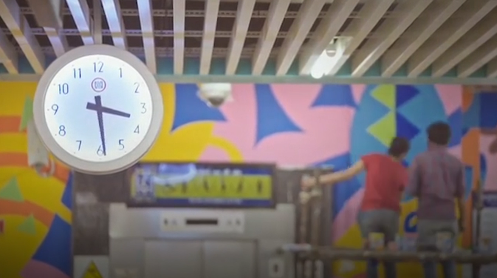 New metro stations get an artsy upgrade by KNMA