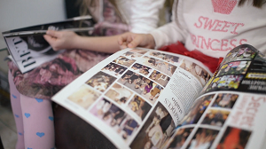 This analysis shows how magazines represent women of colour