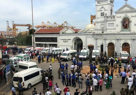 शुक्रवार को फिर तीन धमाकों से दहला श्रीलंका, कोई हताहत नहीं