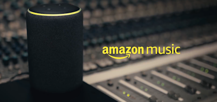 Is Amazon working on a high-fidelity music streaming service?