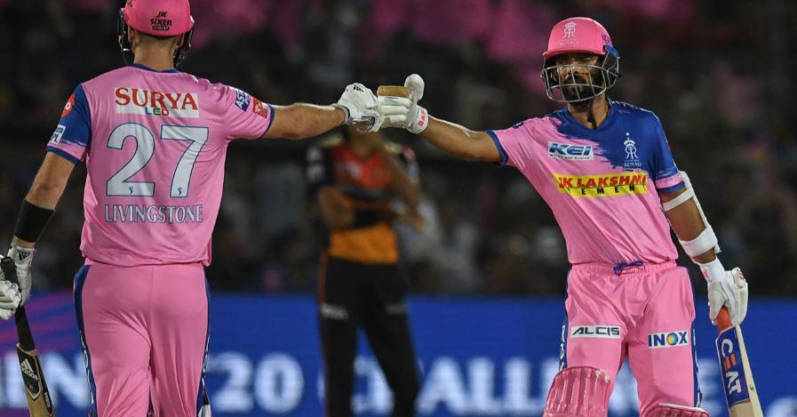 राजस्थान की जीत से चेन्नई को प्ले ऑफ का टिकट