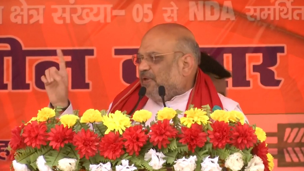 Amit Shah: Even Sonia is clueless about Rahul's whereabouts