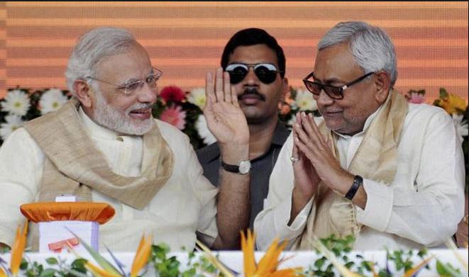 राम मंदिर और धारा 370 पर JDU-BJP में मतभेद!