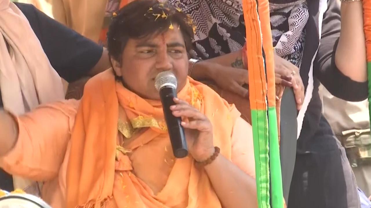Karkare had enough proof against her: Modi ally on Sadhvi