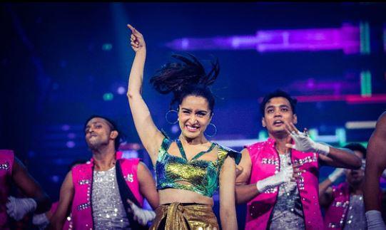 Shradha Kapoor on International Dance Day