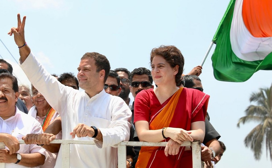 Ridiculous: Priyanka on Rahul citizenship row