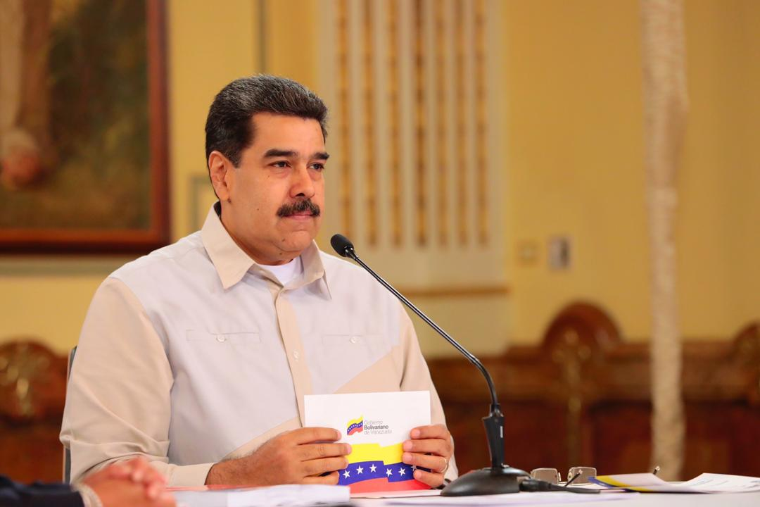 Guaido calls for revolt, Maduro says 'we will win'