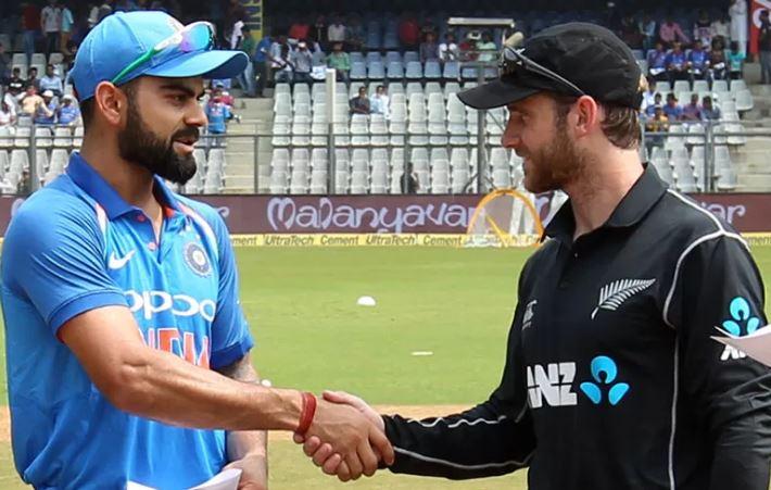 हैमिल्टन T20: न्यूज़ीलैंड ने जीता टॉस, भारत पहले करेगा बल्लेबाज़ी