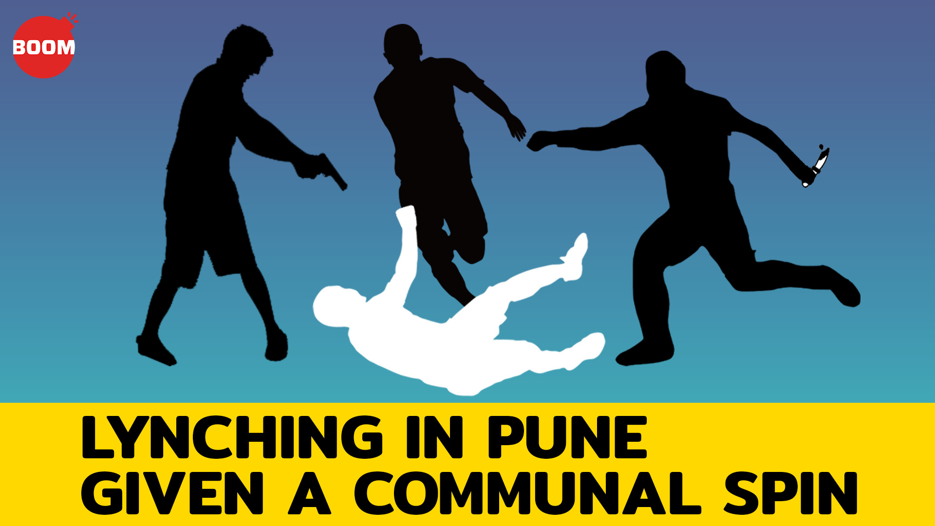 Lynching In Pune Given A Communal Spin