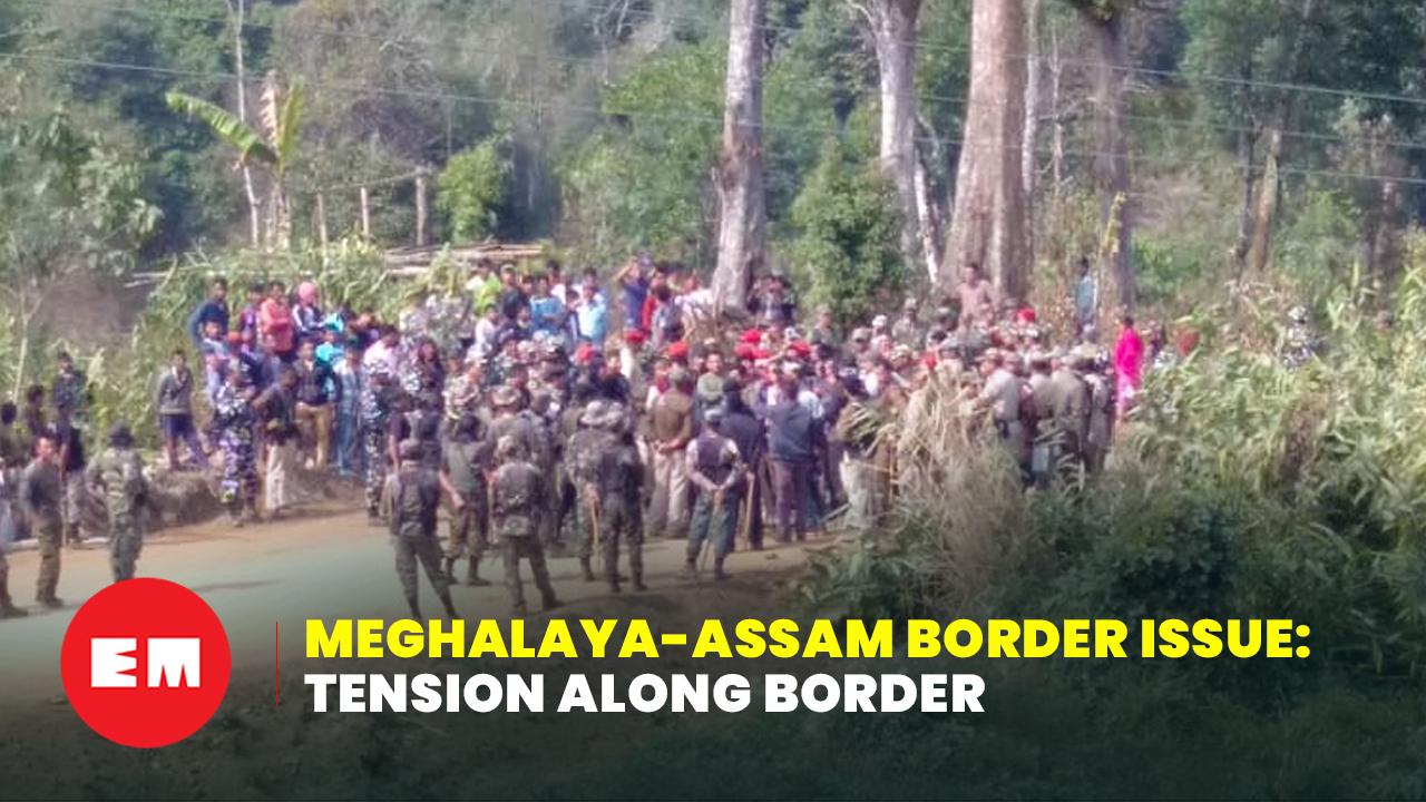 Assam-Meghalaya border issue: Both states urged to maintain peace