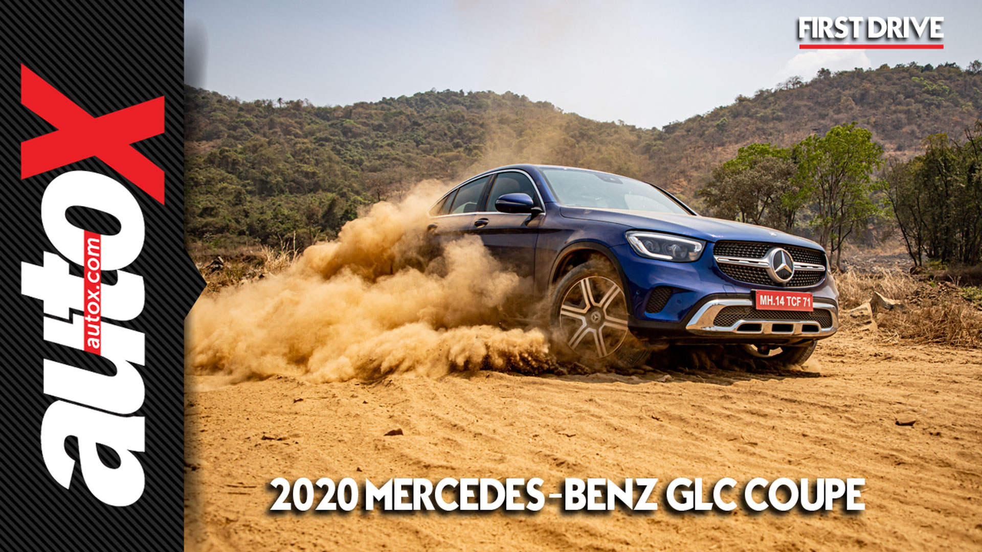 2020 Mercedes-Benz GLC Coupe Review