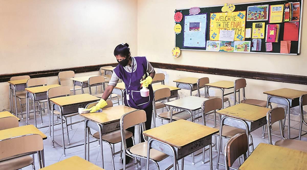 Schools will stay shut for students in Delhi till October 5
