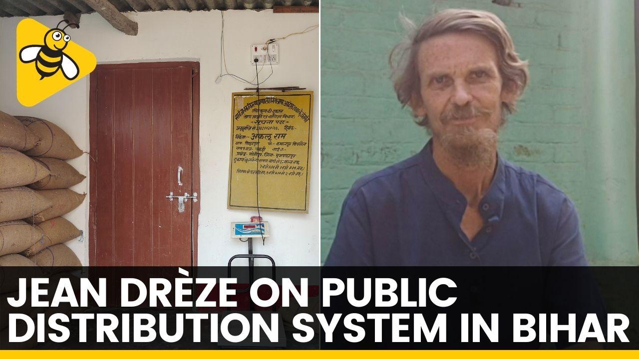 Jean Drèze On Public Distribution System In Bihar   DataBaaz