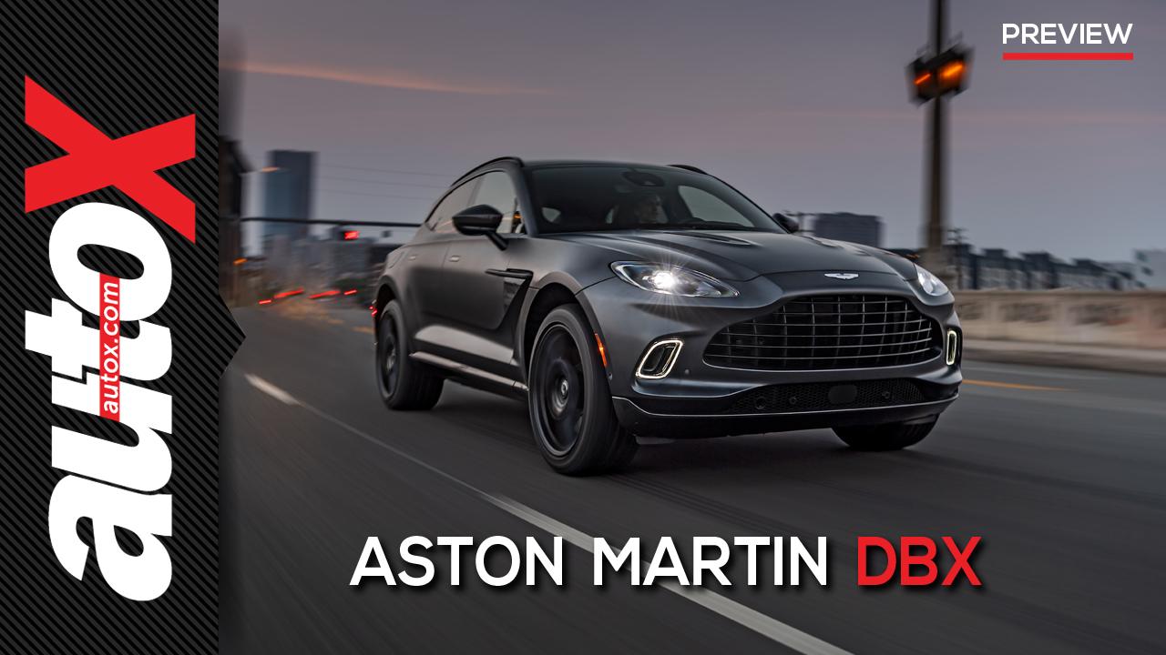Aston Martin DBX – A luxury SUV with a sports car heart | autoX