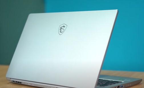 MSI creator 17 laptop review