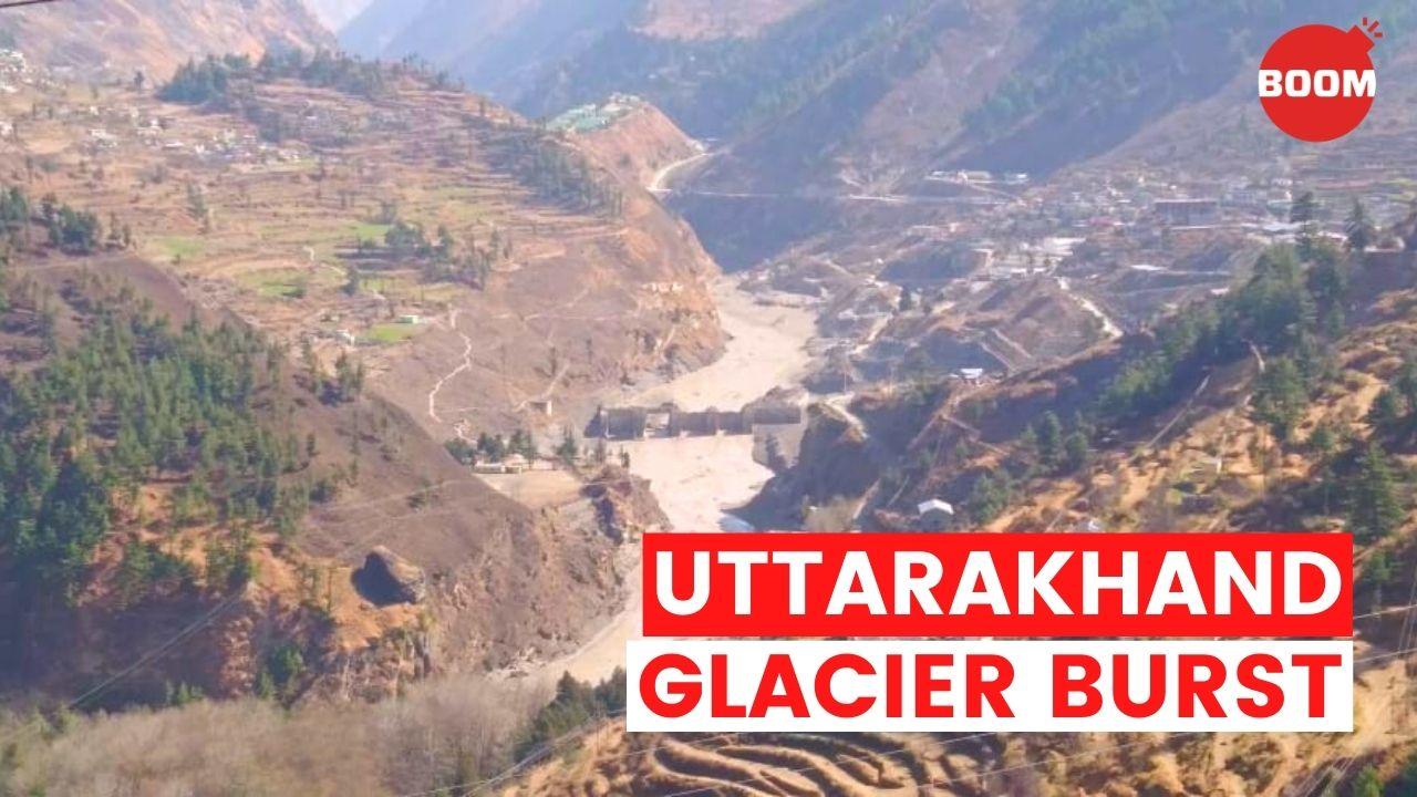 Uttarakhand Glacier Burst & Floods: What Happened   BOOM