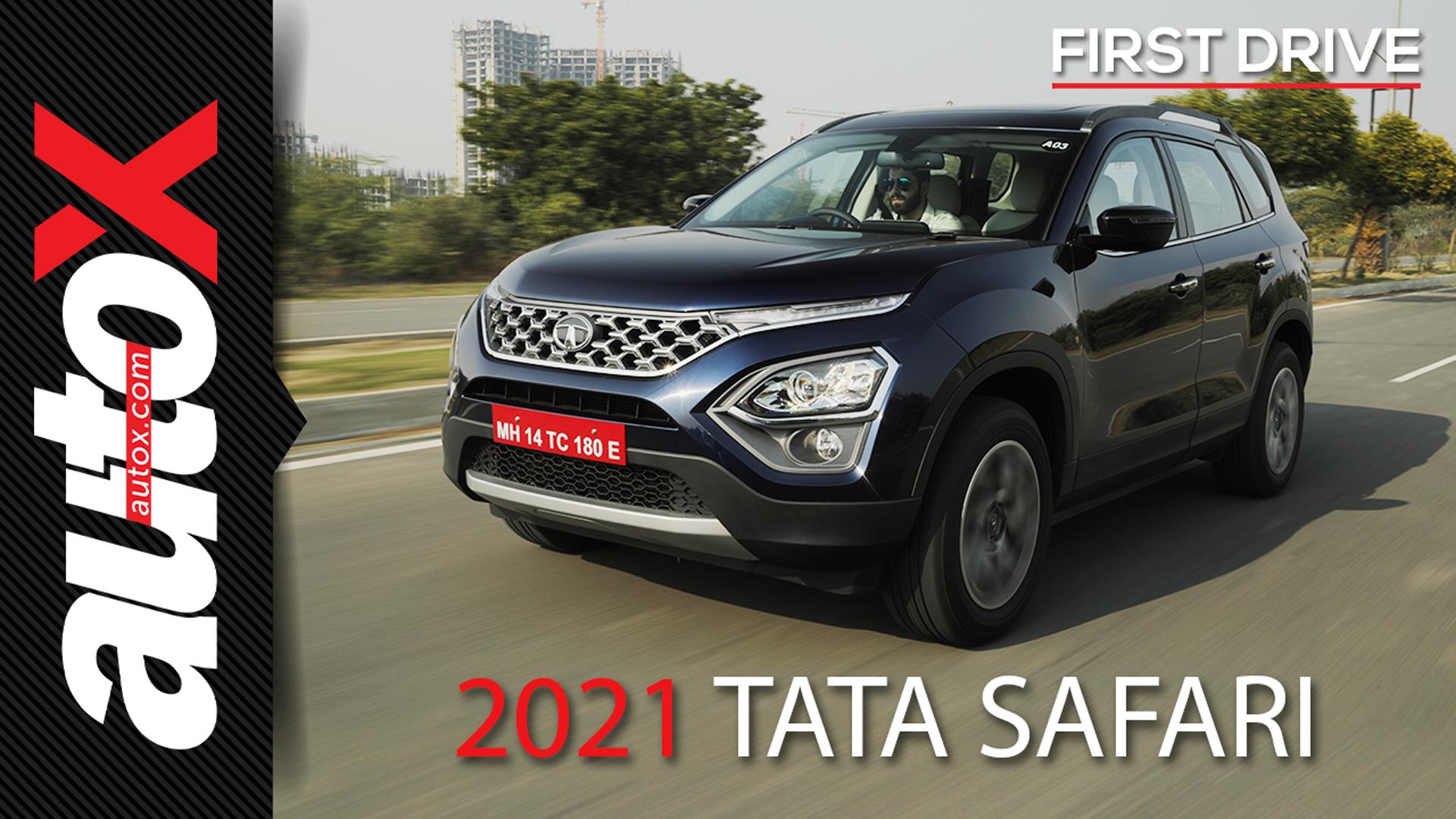 New Tata Safari: Does it keep the Safari Cult alive? | Part 1 | autoX