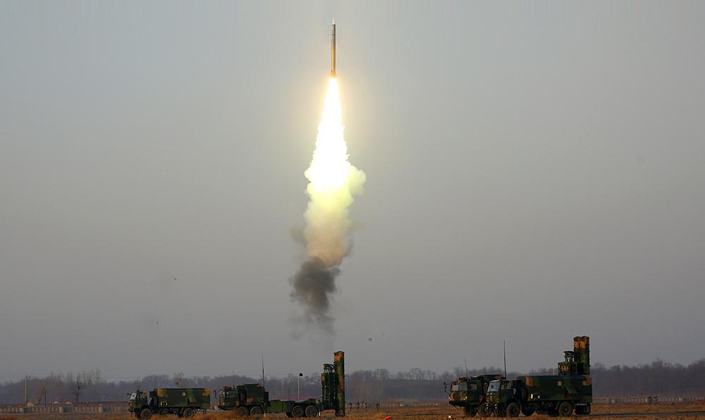 Midflight Missile Interception