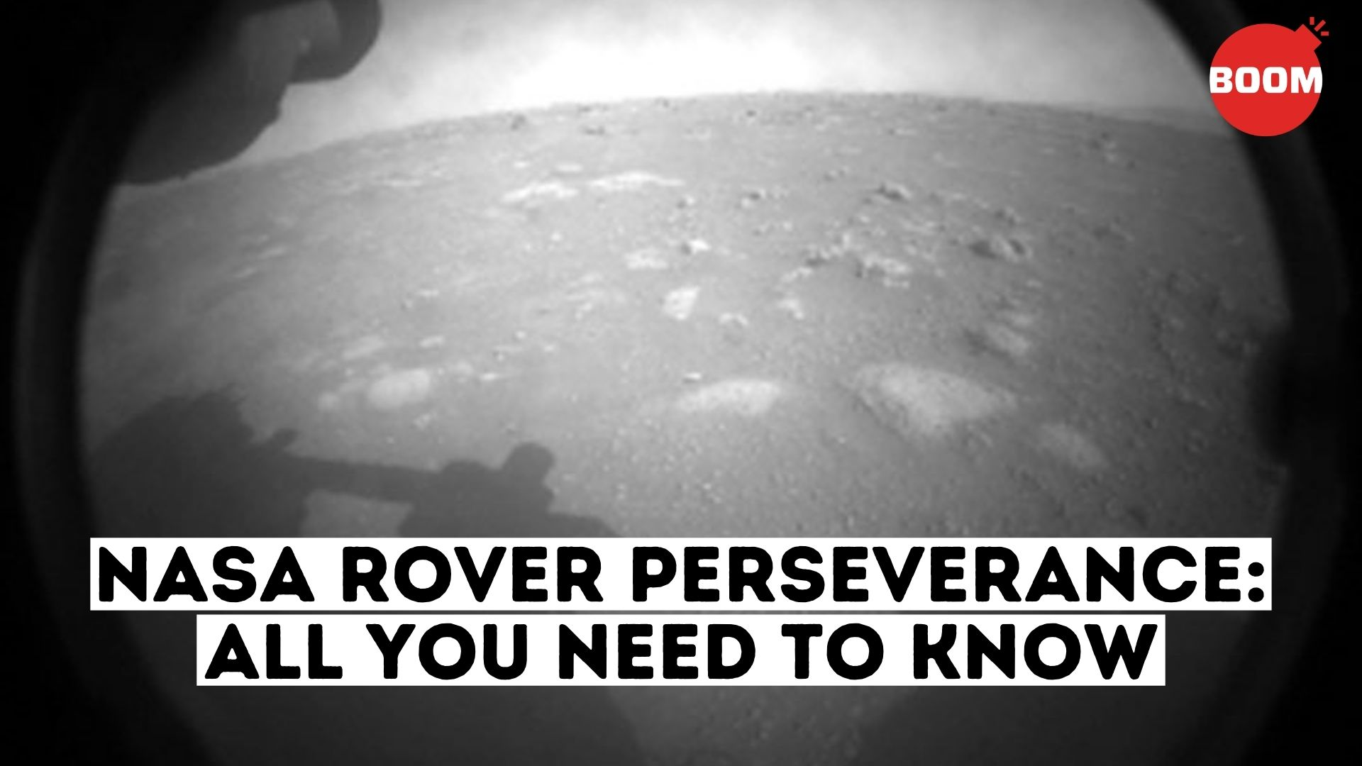 NASA Rover Perseverance: All You Need To Know   BOOM   Mars Mission