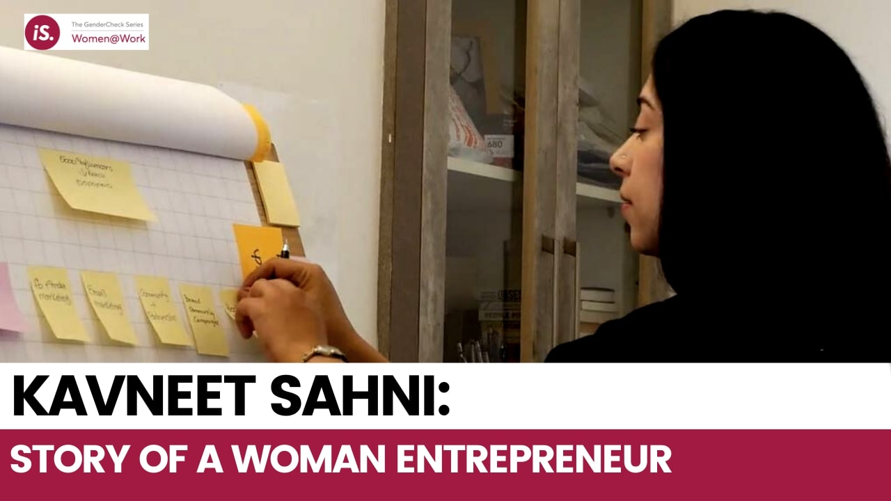 Kavneet Sahni: Story Of A Woman Entrepreneur   DataBaaz   Women@Work