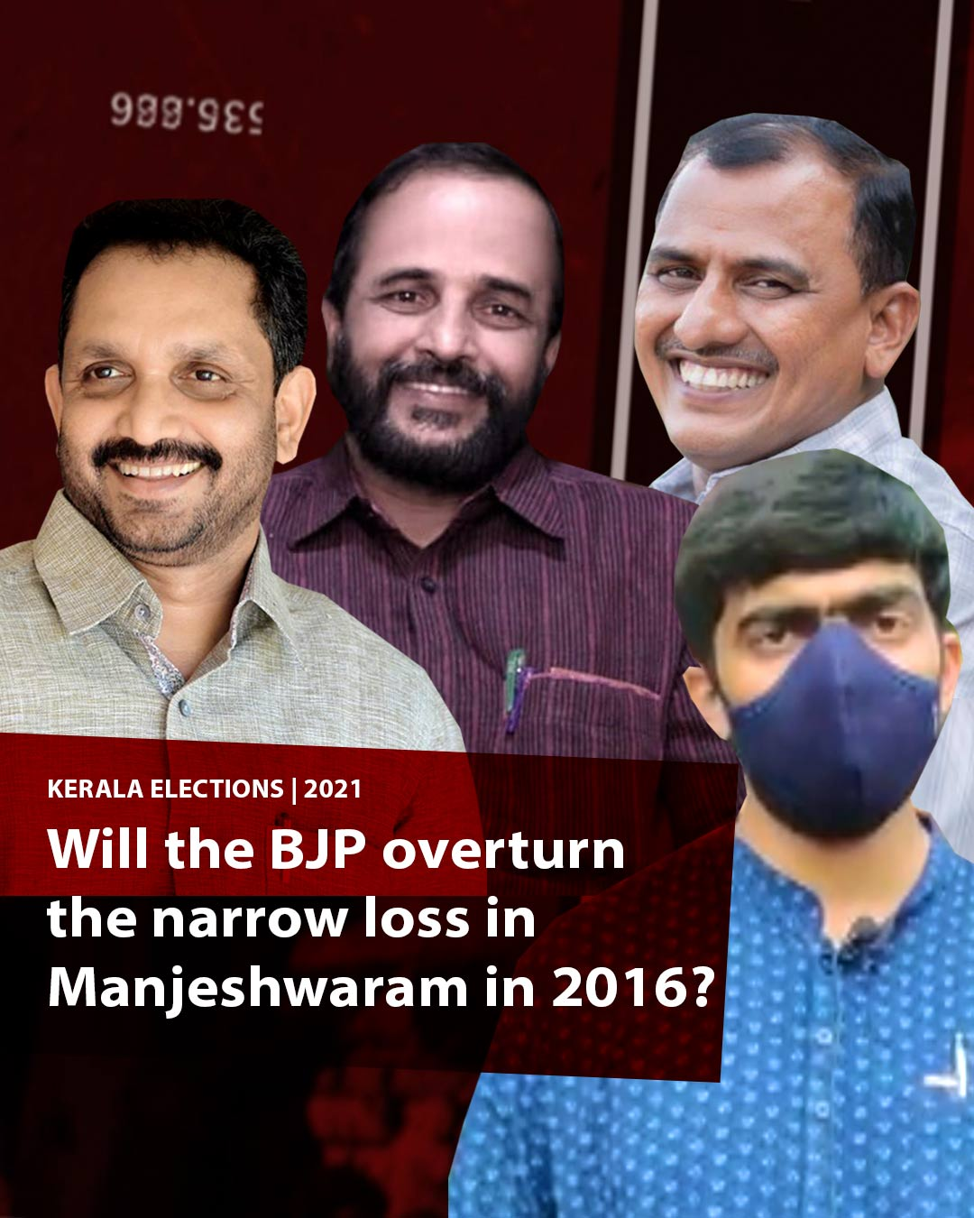 Ground report: In a polarised Manjeshwaram, BJP hopes to wrest an IUML stronghold