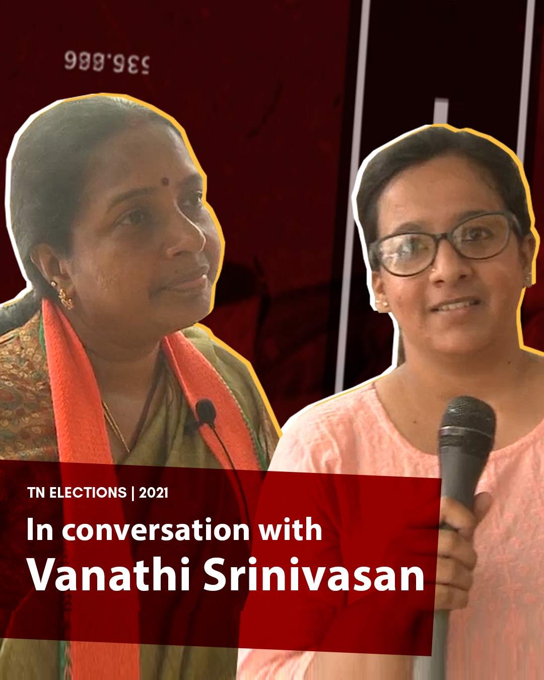Centre open to dialogue on CAA: BJP's Vanathi Srinivasan to TNM
