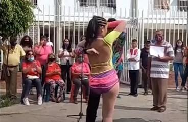 Watch: Specially-abled Venezuelan dancer's Salsa performance wins hearts