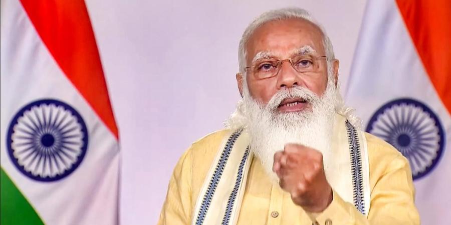 CM Yogi Adityanathके विरोधियों को PM Narendra Modi का संदेश