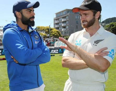 न्यूजीलैंड ने टॉस जीतकर किया गेंदबाजी का फैसला