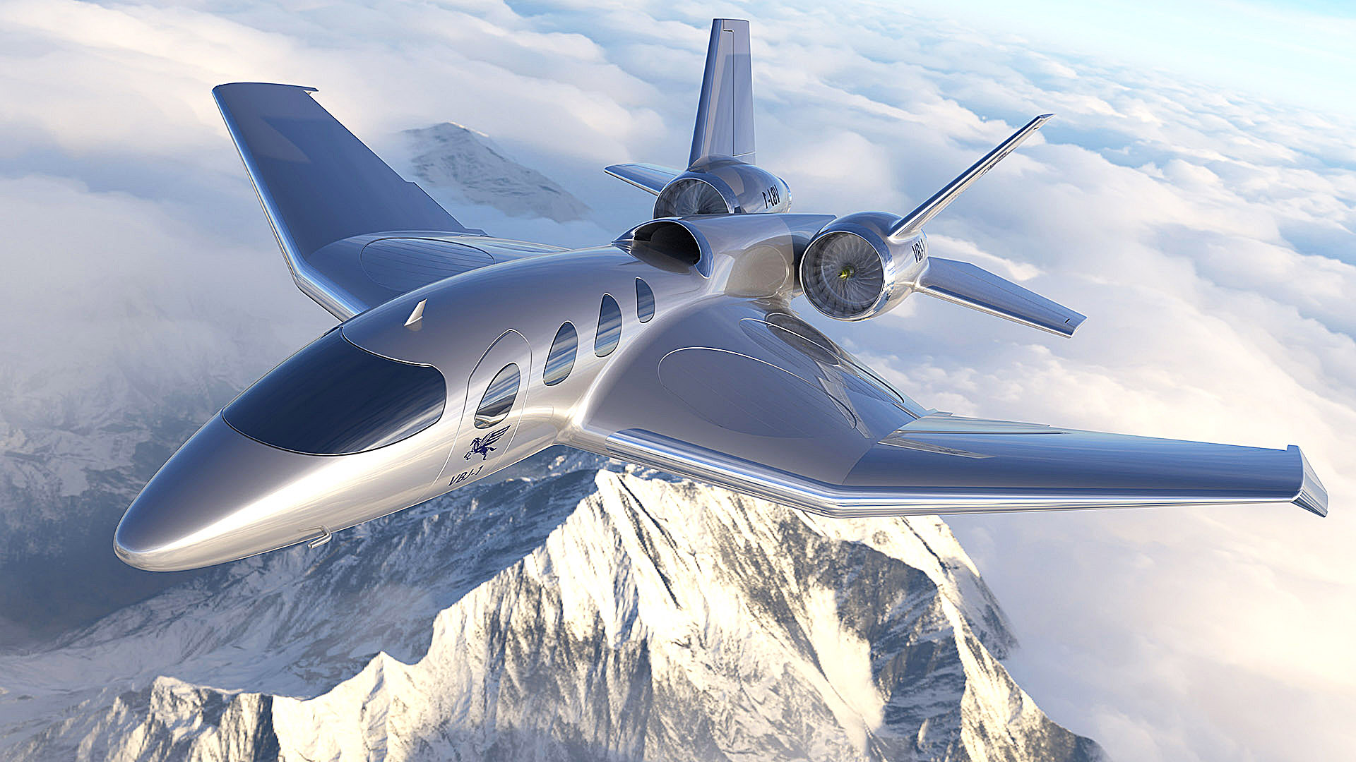 Vertical business jet- A game changer