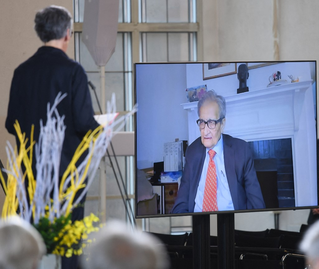 Amartya Sen on myths, maths and Marxism