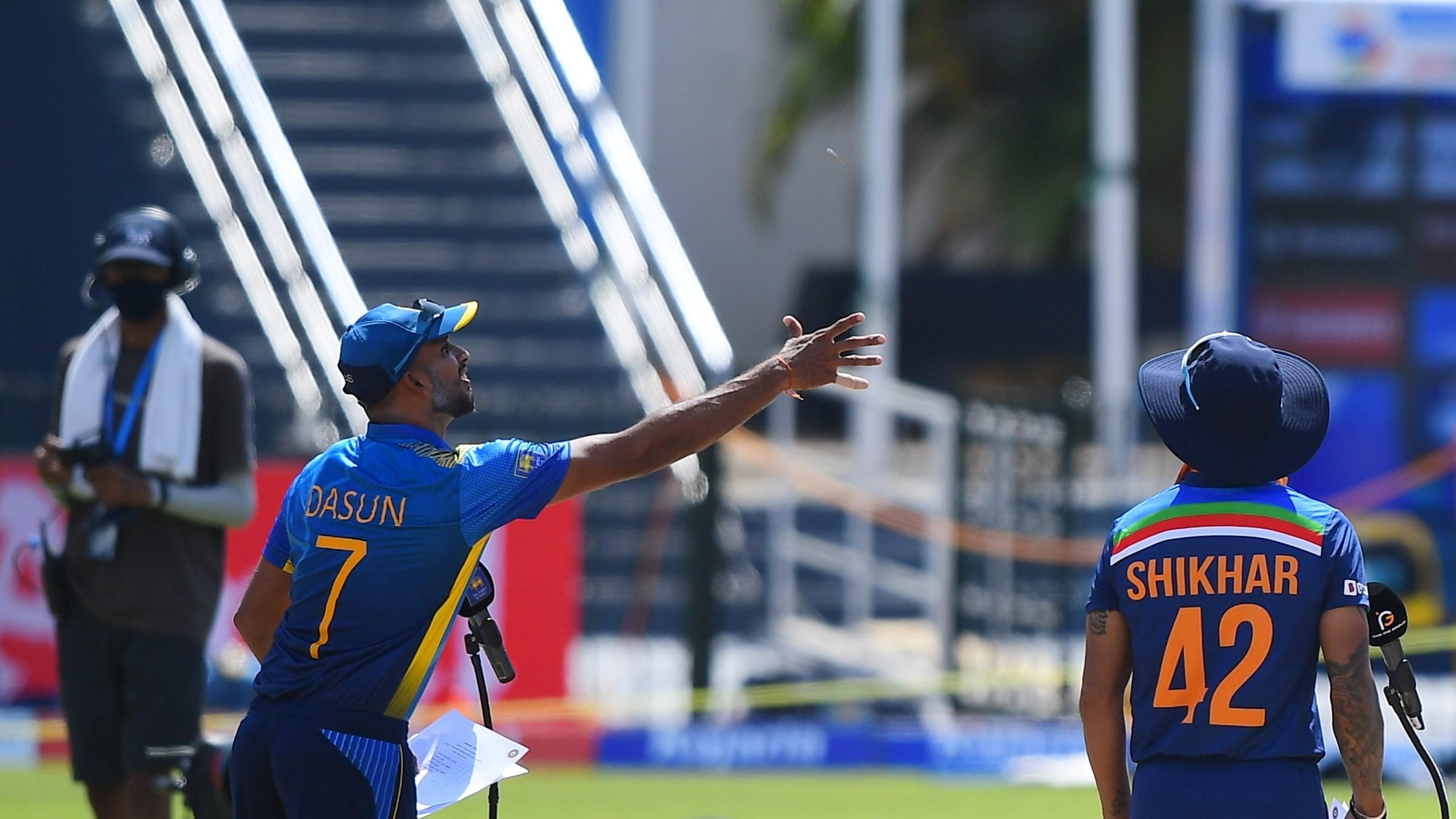 India vs Sri Lanka 2nd ODI: श्रीलंका ने जीता टॉस, पहले बल्लेबाजी का फैसला
