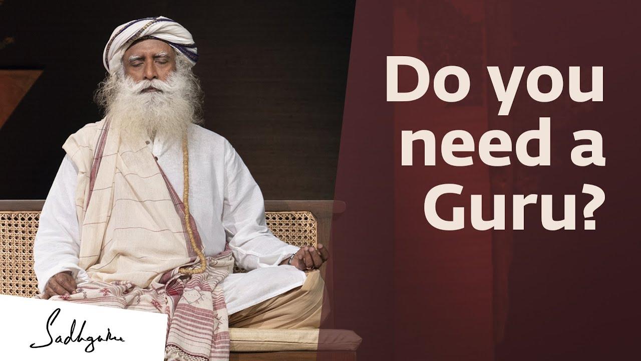 Do you need a Guru?
