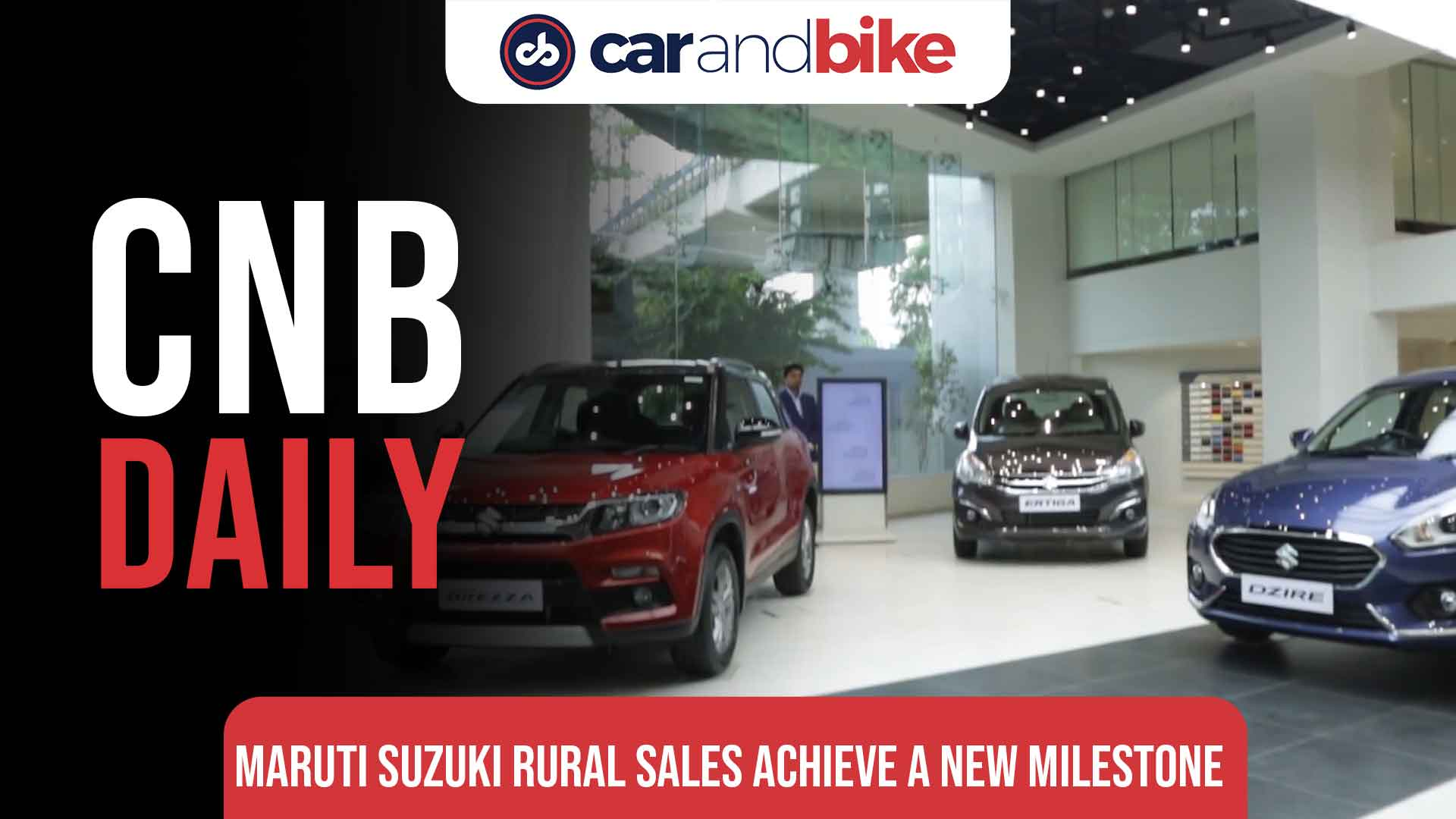 Maruti Suzuki's rural sales cross 50 lakh units