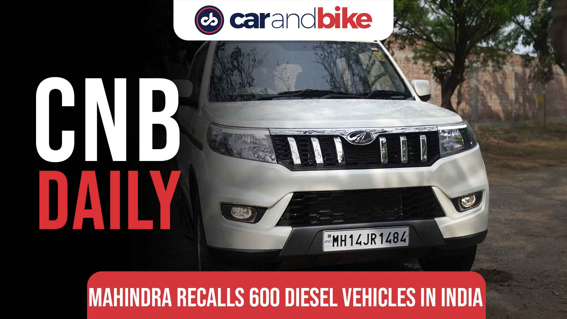 Mahindra recalls 600 diesel vehicles in India