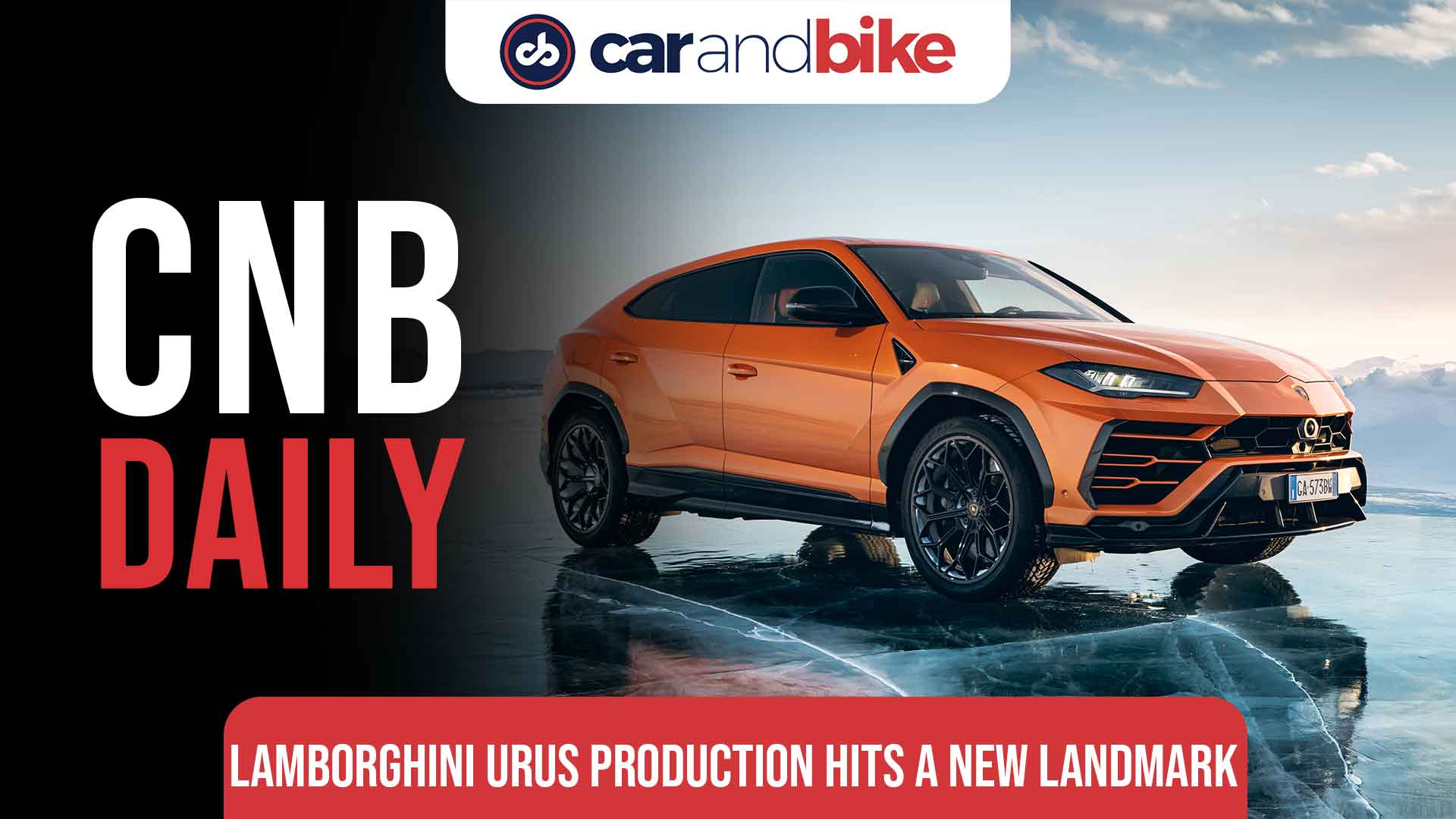 Lamborghini rolls out 15,000th unit of Urus