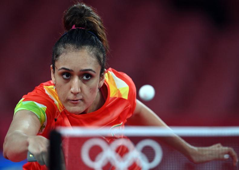 Tokyo Olympics: टेबल टेनिस में मनिका बत्रा का शानदार प्रदर्शन, दूसरे दौर का मैच जीता