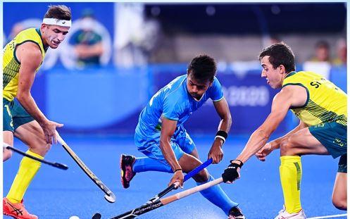 Tokyo Olympics: ऑस्ट्रेलिया ने भारतीय हॉकी टीम को धोया, 7-1 से जीता मुकाबला