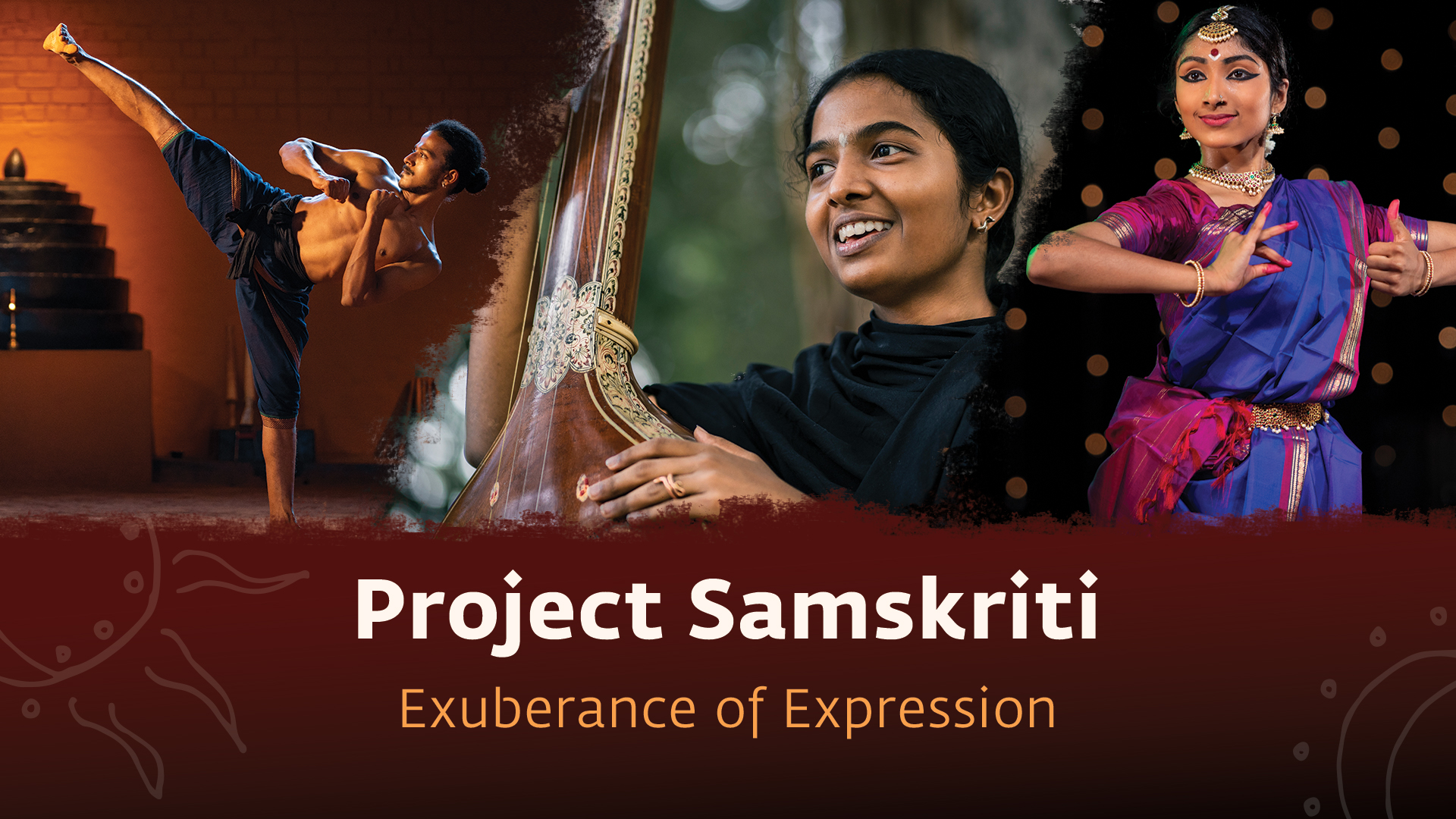Project Samskriti - Exuberance of Expression