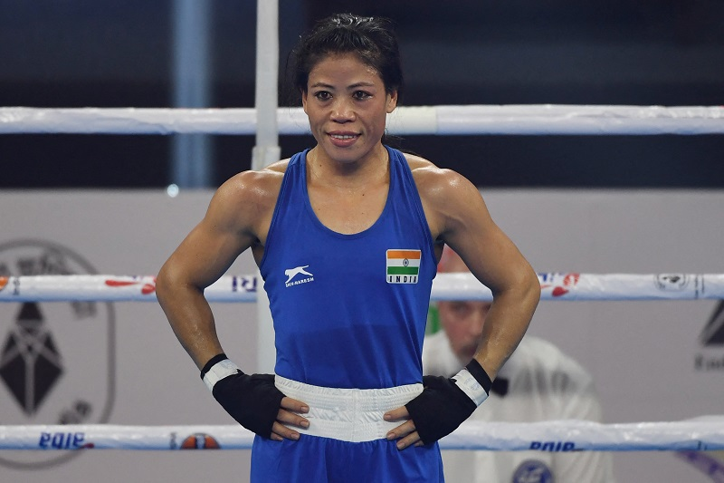 Tokyo Olympics 2020: Major upset for India as Mary Kom crashes out