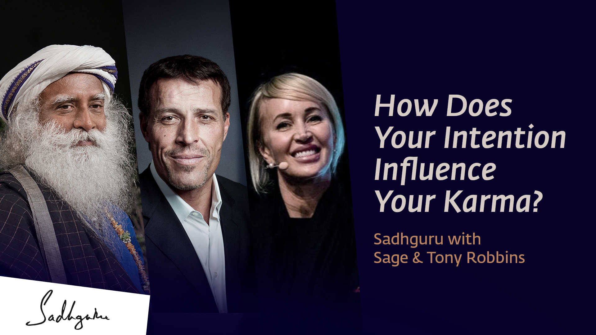 How Does Your Intention Influence Your Karma?