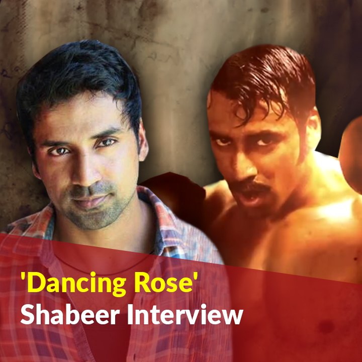 My fight in 'Sarpatta' wasn't choreographed: 'Dancing Rose' Shabeer speaks