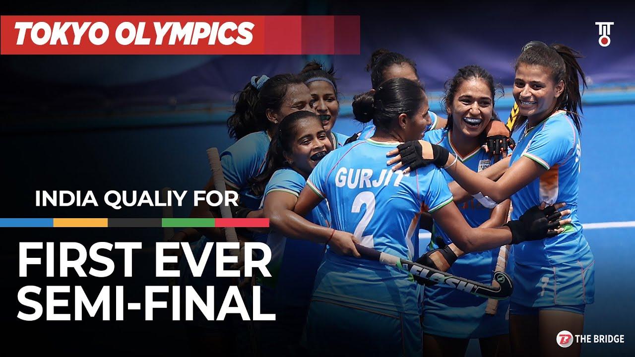 India women's hockey team beat Australia at Tokyo Olympics, qualify for first-ever semi | The Bridge