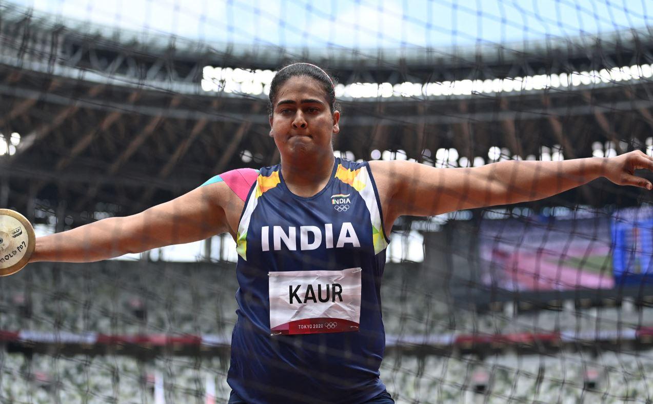 Tokyo 2020 Olympics: India's Kamalpreet Kaur finishes 6th in Women's Discus throw