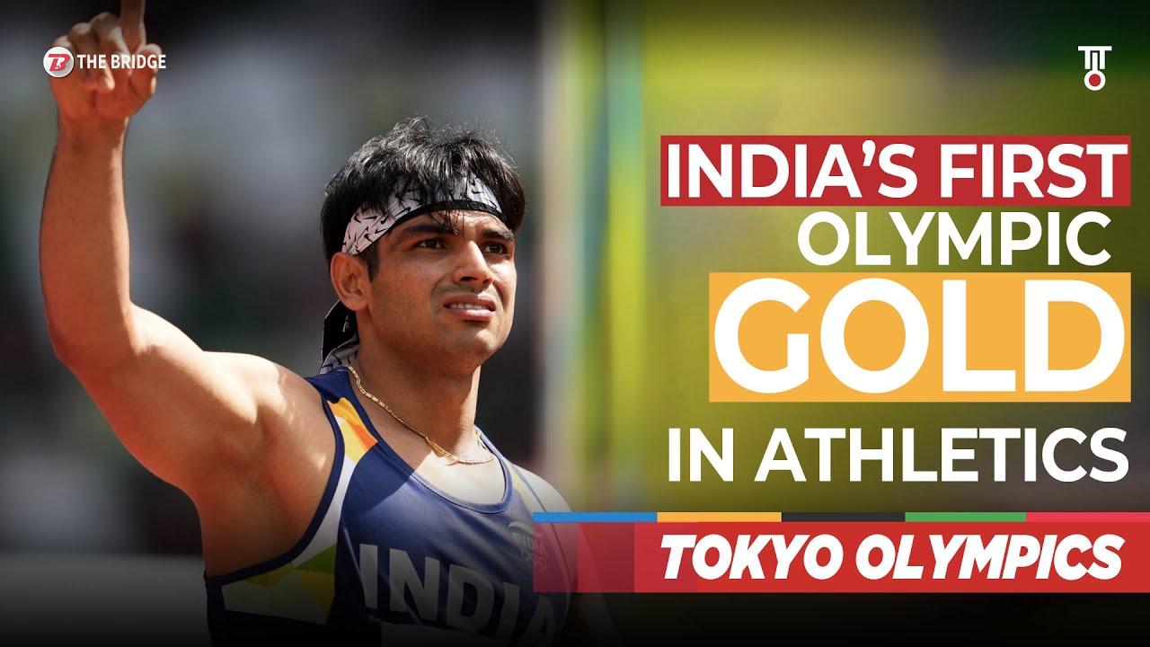 India's Neeraj Chopra wins Tokyo Olympics GOLD medal in Javelin | Highlights | The Bridge