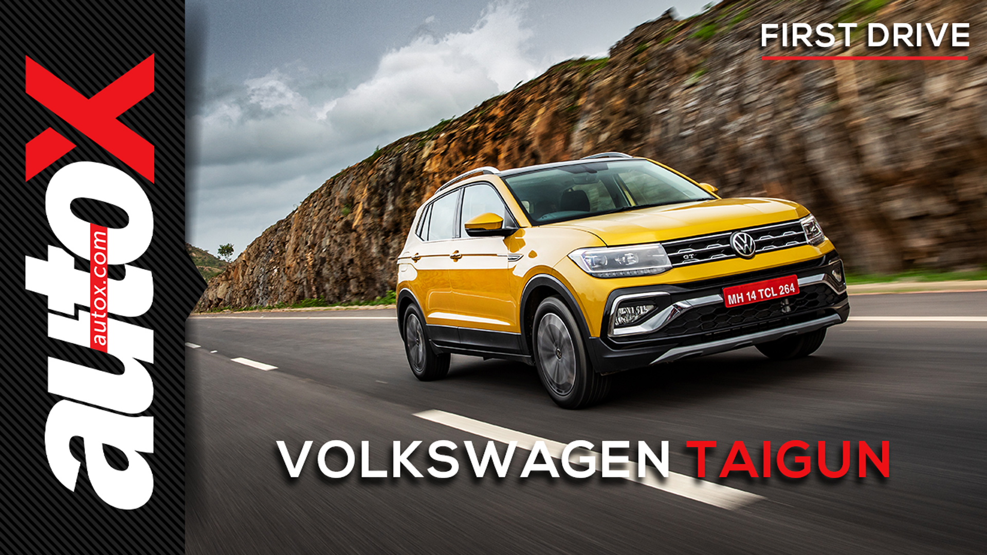 VW Taigun: We drive the most awaited SUV from the Volkswagen India lineup | Review | autoX